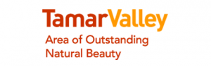 Tamar Valley AONB logo