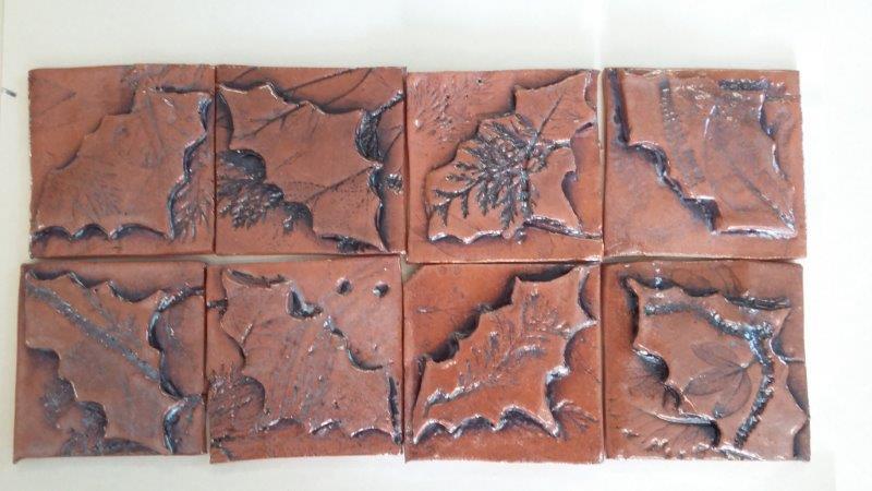 Bat Tiles Buckfastleigh Primary May2017